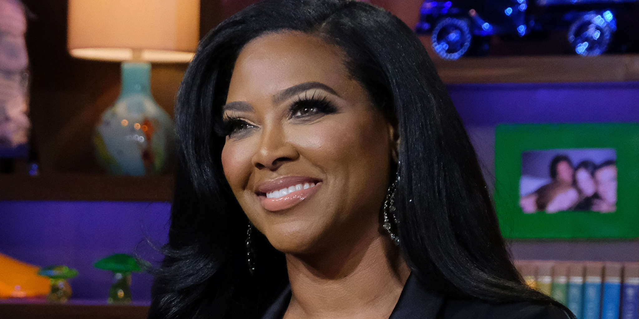 Kenya Moore Dresses Up For The 'Gram And Fans Are Here For This Hot Look