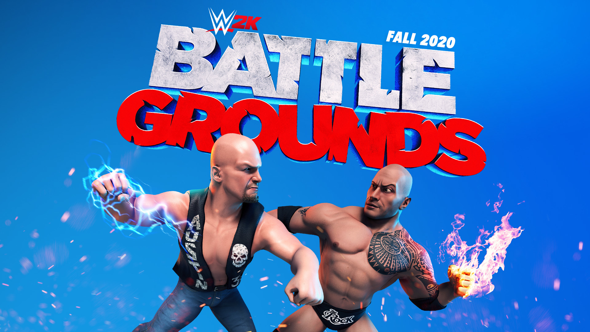 Latest WWE 2K Battlegrounds Update Adds New Wrestlers, Arenas, And More