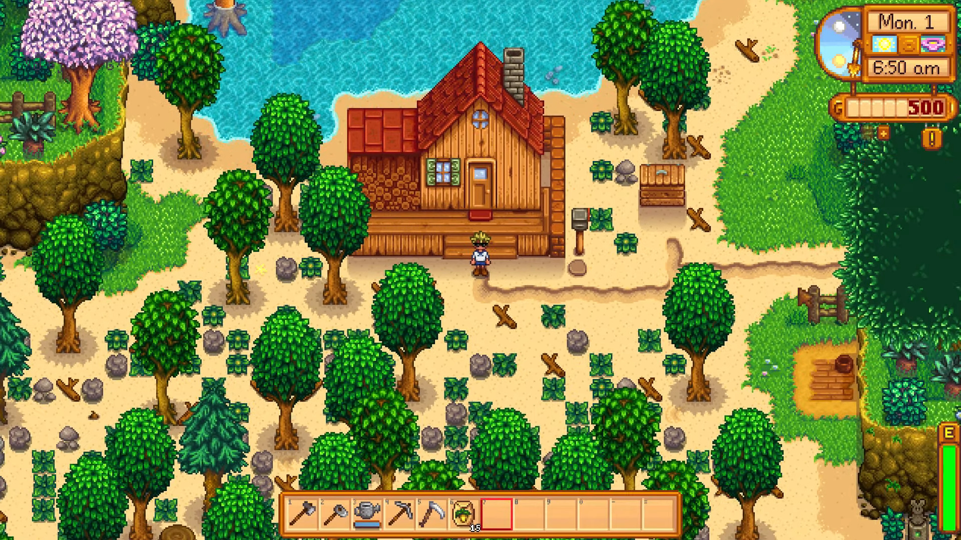 Stardew Valley 1.5 Update Out On PC In Time For The Holidays – Patch Notes And Features