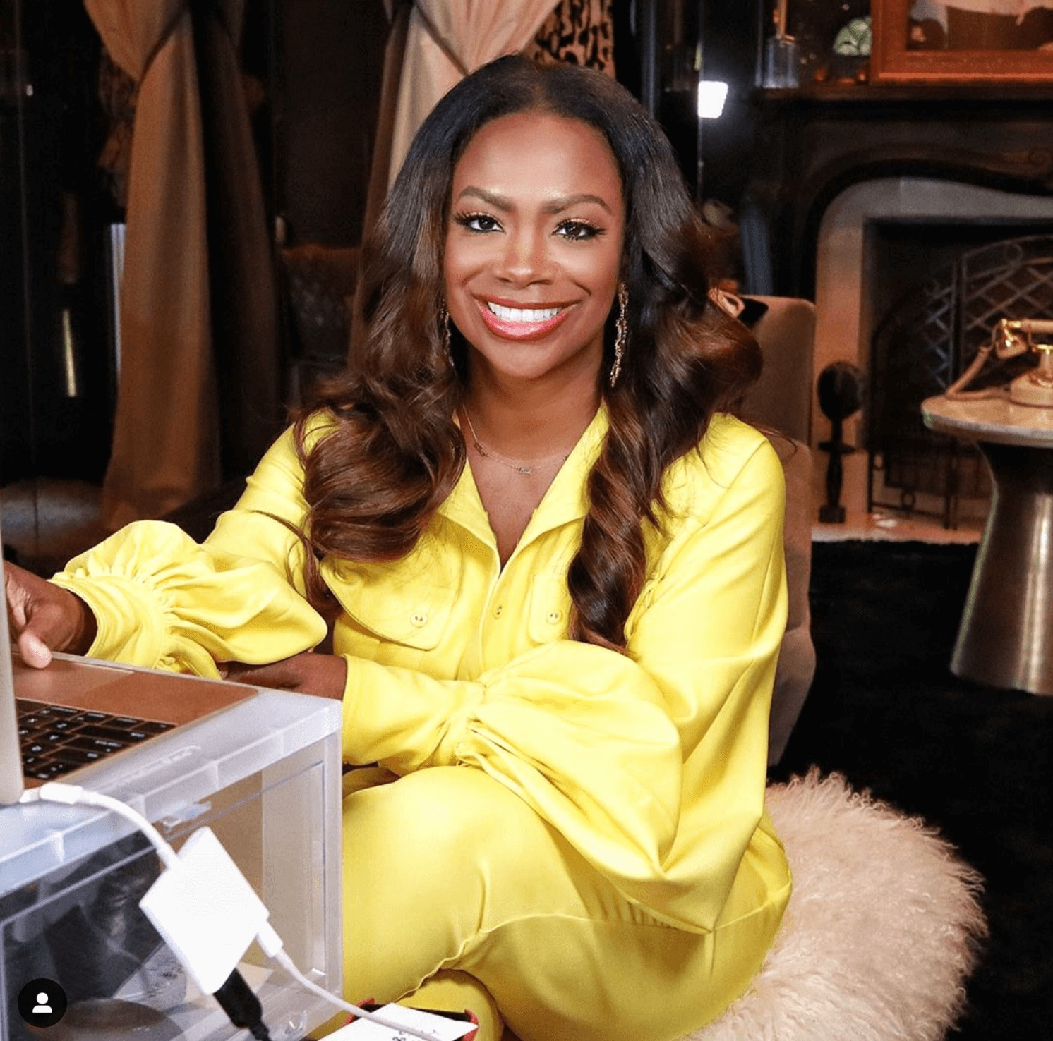 Kandi Burruss Shares A Photo Of Todd Tucker And Blaze On A Plane And Fans Praise The Baby Girl