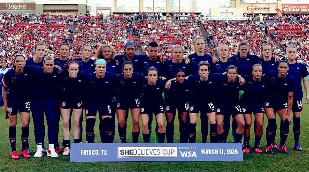 ''US Women National Team Deserves Better,''  USSF's Cordeiro Said -- Does He Have a Point?