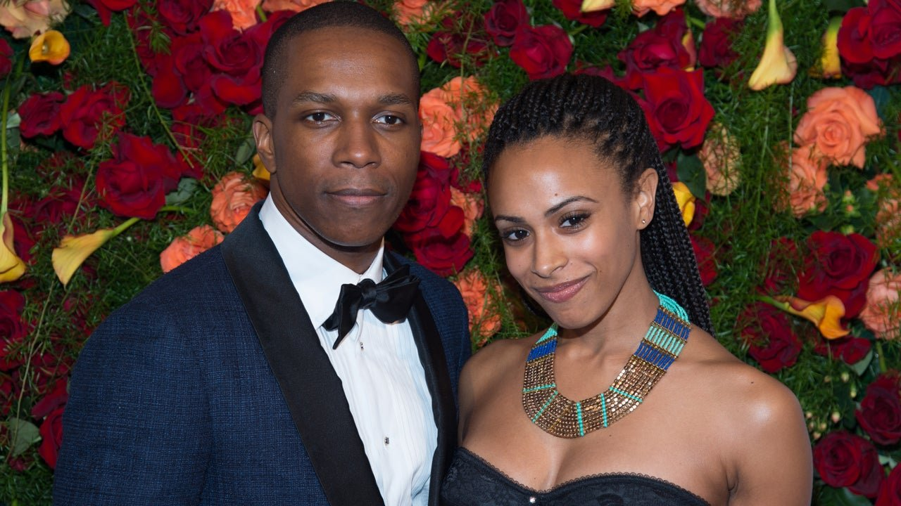 Leslie Odom Jr. Says He's Self-Quarantining Separately From His Pregnant Wife And Their Toddler After His Appearance On The Ellen DeGeneres Show!