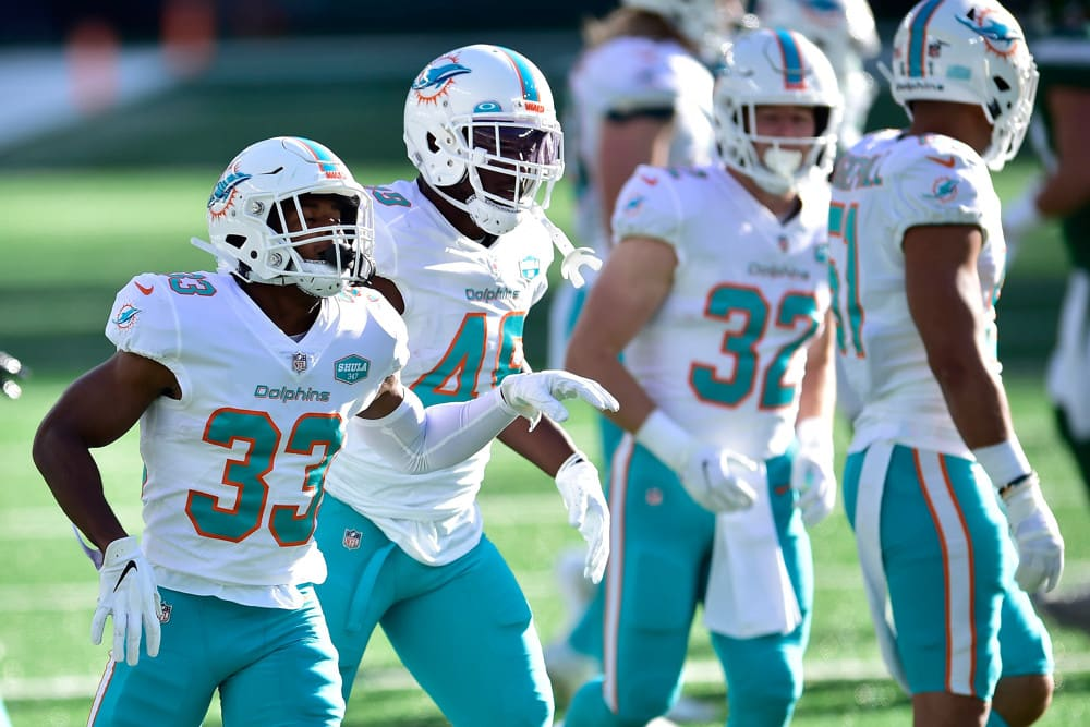 Fitzpartick's Magic Leaves Dolphins In the Playoff Hunt, Defeat the Raiders, 26-25