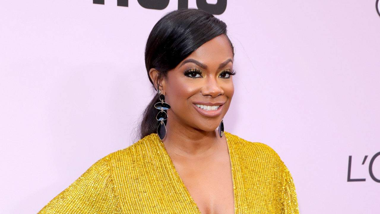 Kandi Burruss Reveals Fans What She Wants For Christmas