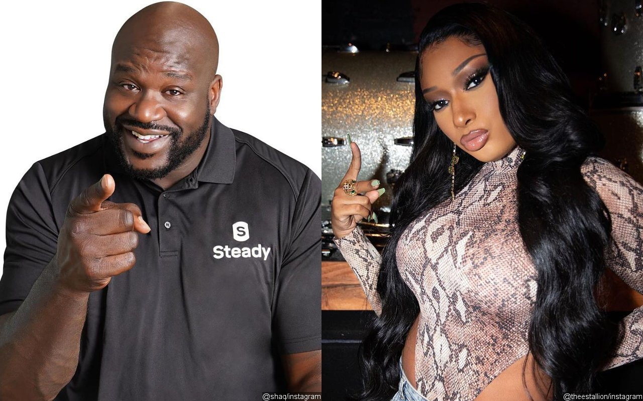 Shaquille O'Neal – Was He Really Flirting With Megan Thee Stallion Or Just Joking Around? – Source Reveals His True Intentions!