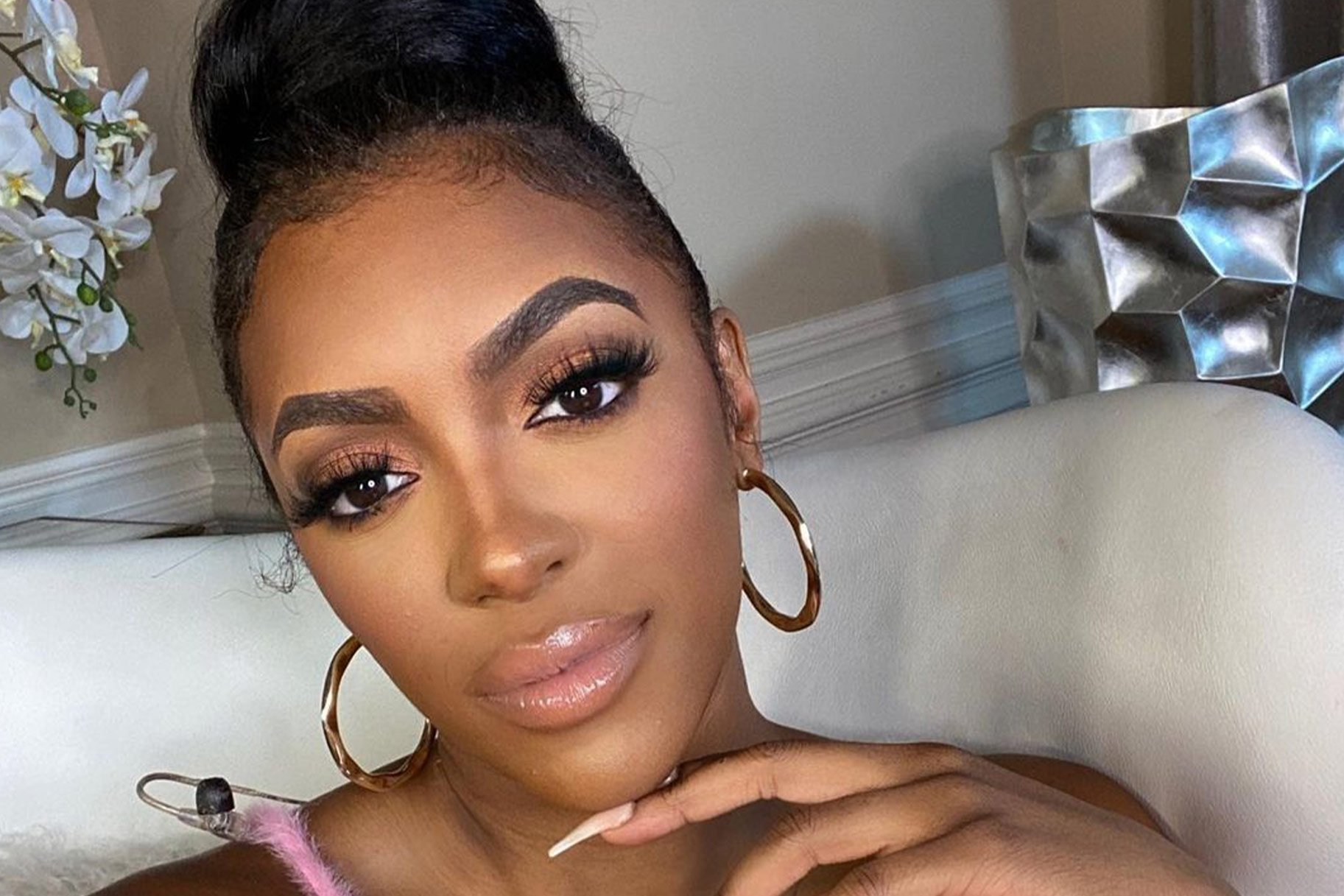 Porsha Williams Tells Fans Not To Get Lost In The Comparison Trap – Here's Her New Podcast