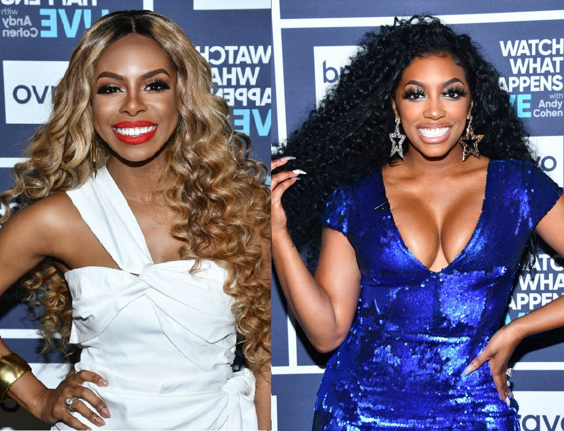 Candiace Dillard Comes For Porsha Williams!