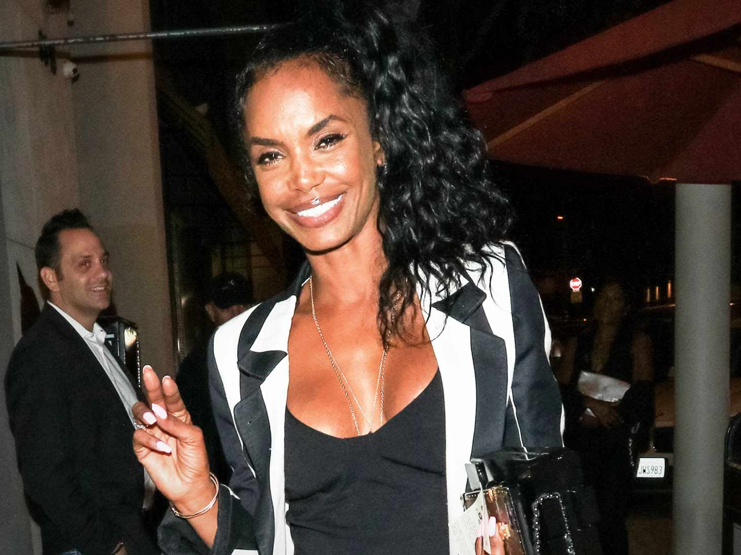 Cynthia Bailey Shares A Message In The Memory Of Late Kim Porter