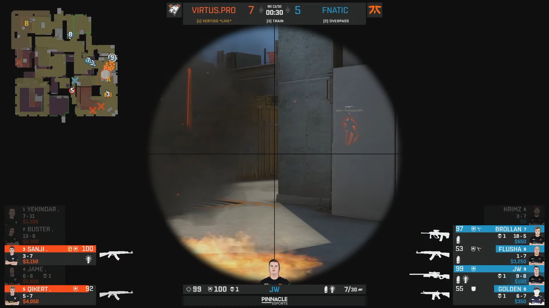 CS:GO – Autimatic Clarifies Preference For Counter-Strike But Valorant Isn't Out Of The Question