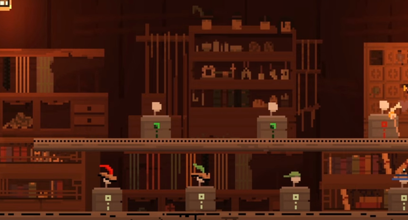 The Adventure Game Olija Is Set To Release On January 28th