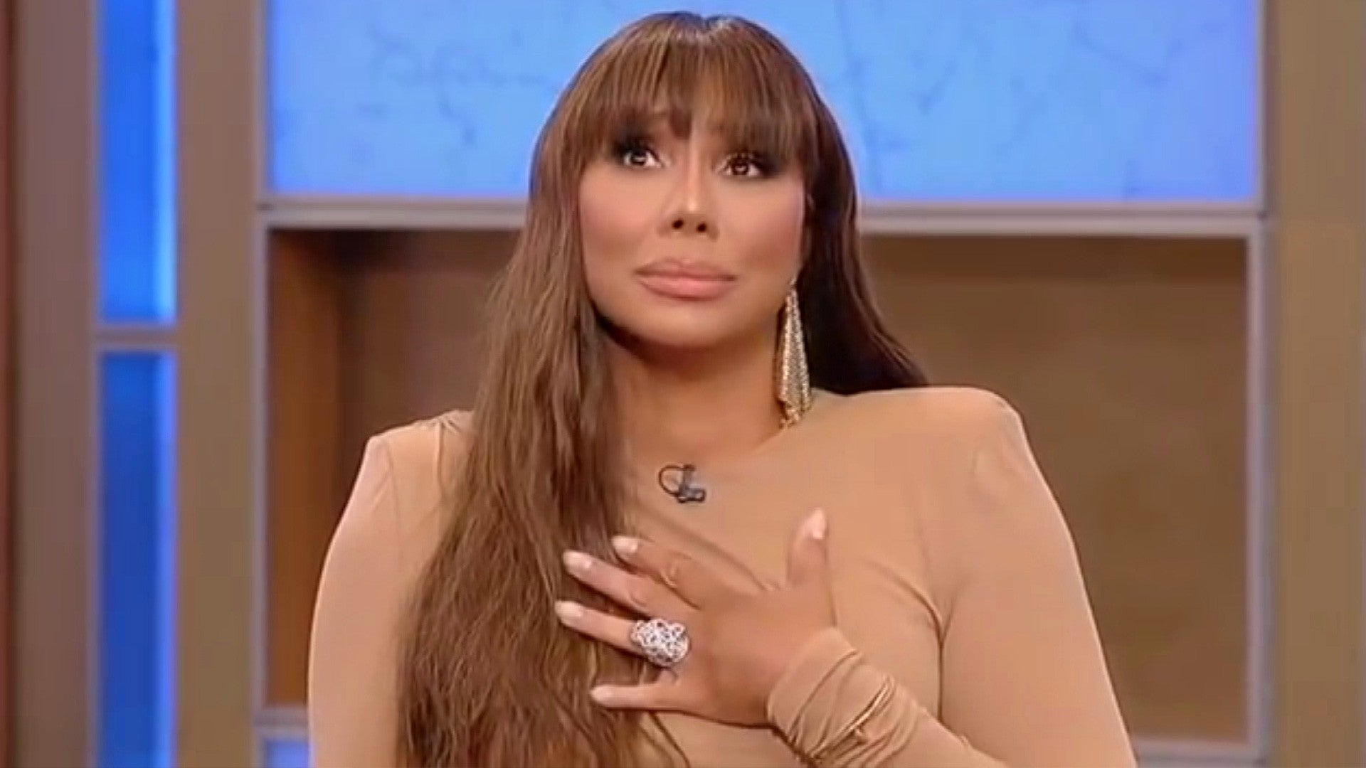 Tamar Braxton Talks About Her Suicide Attempt; She Says She Felt Logan Would Have Been Better Off Without Her
