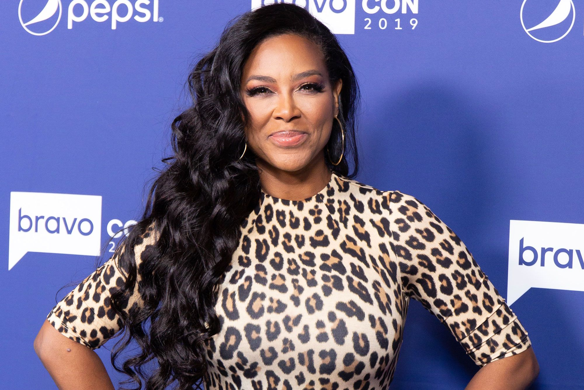 Kenya Moore Is Shining In White – Check Out Her Recent Photo Here