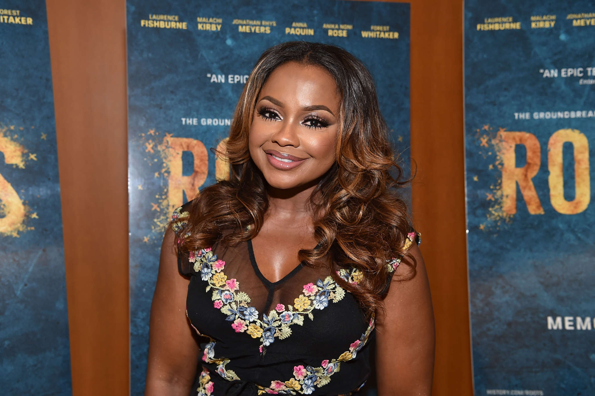 Phaedra Parks Is Looking Forward To More Love And Laughs In 2021