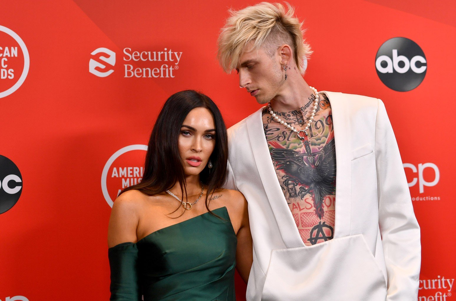 Megan Fox And MGK Headed For Marriage Claims Insider