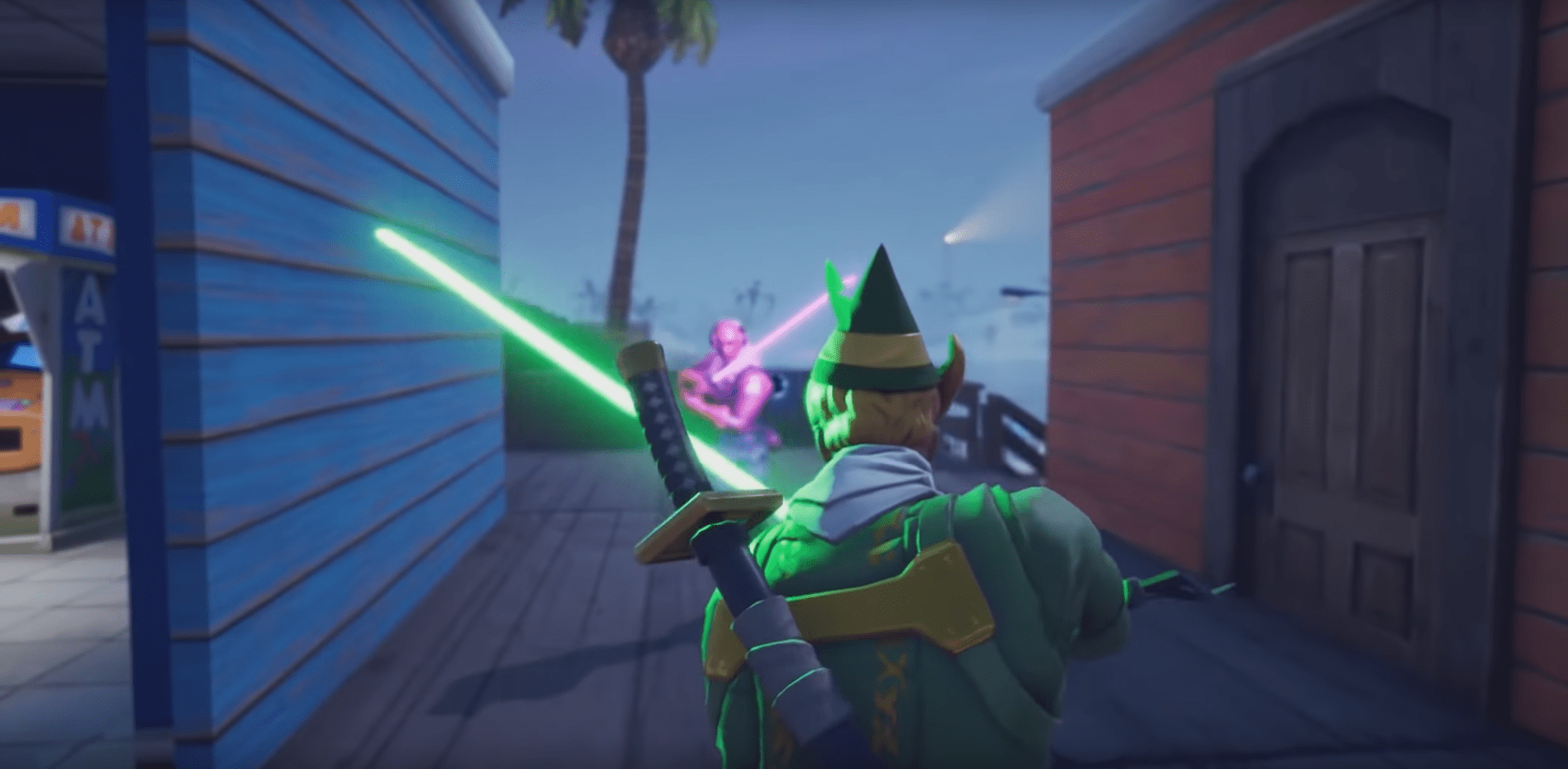 Fortnite's Seasonal Mode The Spy Within Is Getting Riffed For Copying Among Us