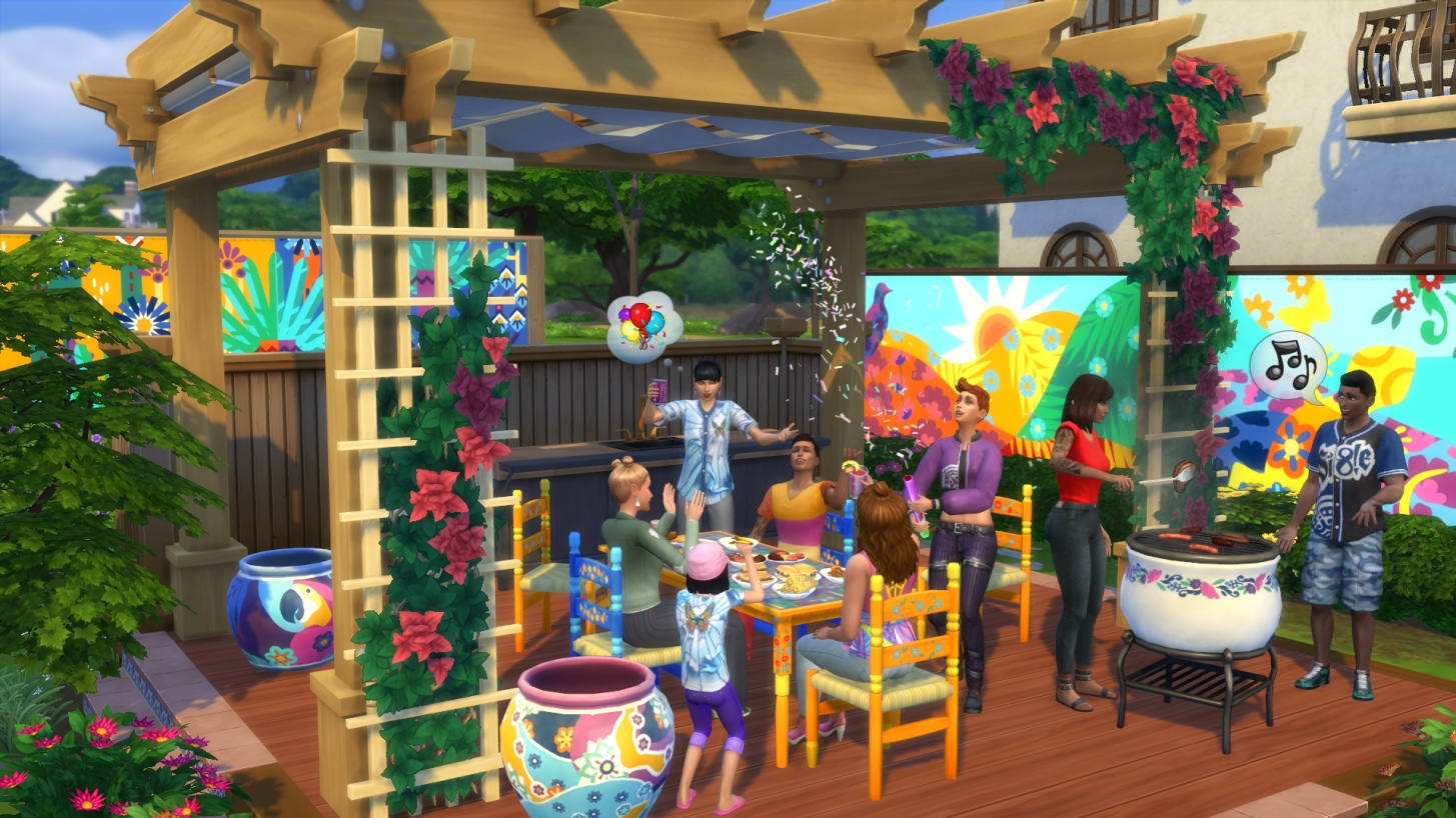 EA Confirms Faster Loading Times And Smoother Framerates For The Sims 4 On Next-Gen Consoles