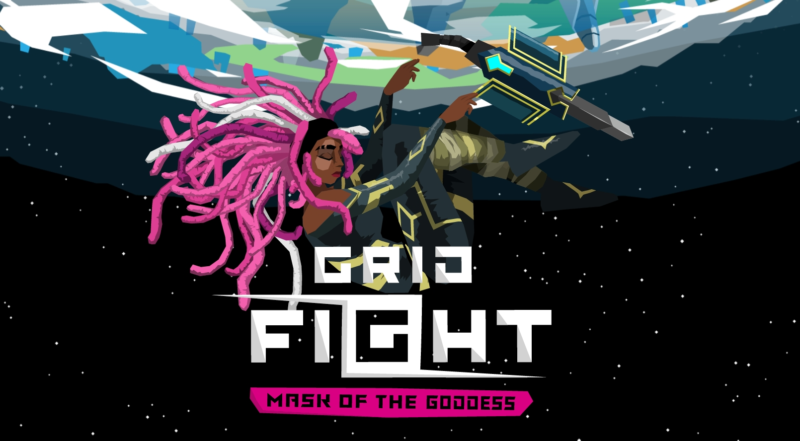 Grid Fight – Mask of the Goddess Out In 2021 With Demo Available Now