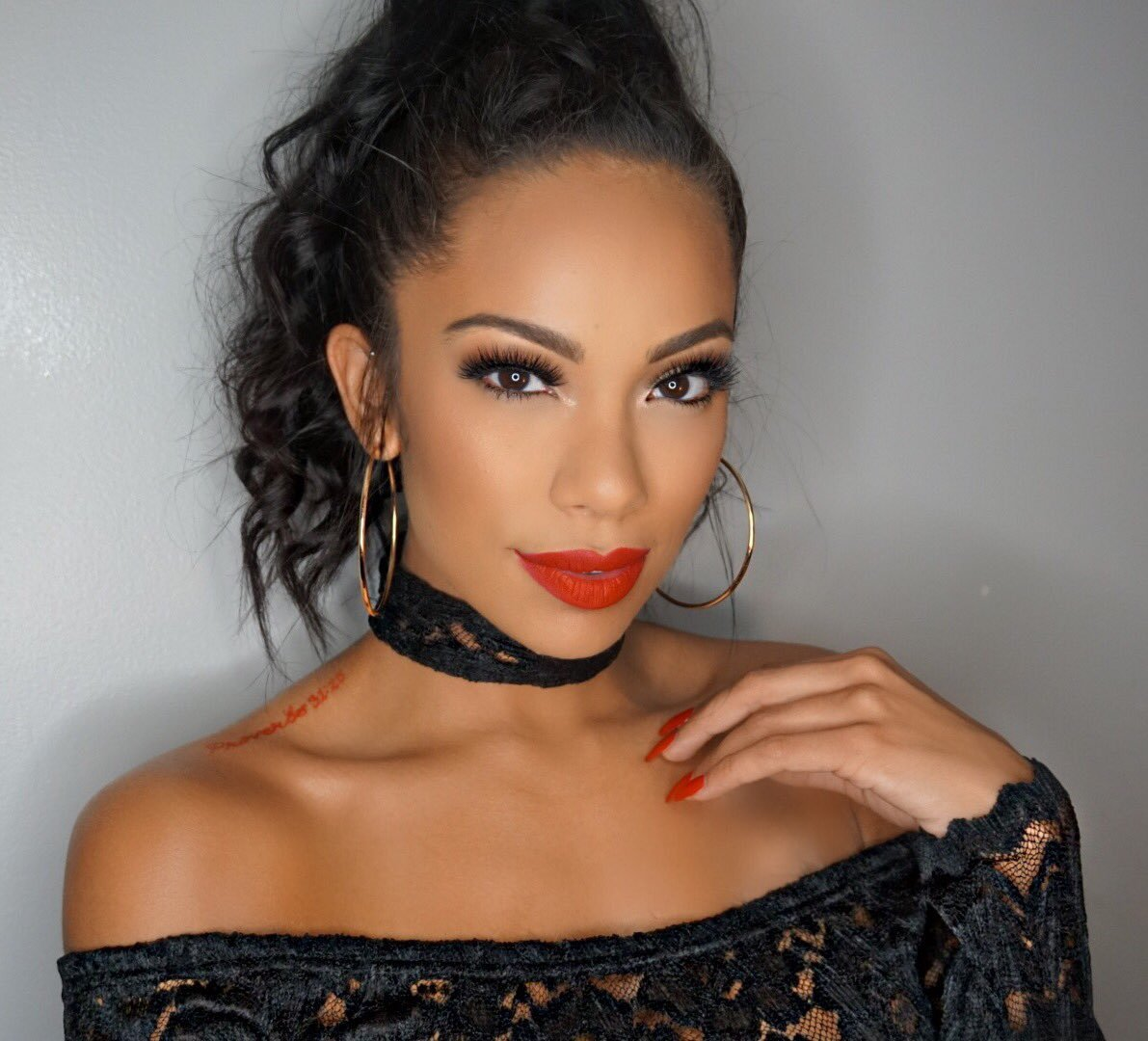 Erica Mena Shows Fans A Bit Too Much In This Photo, But They Don't Mind!