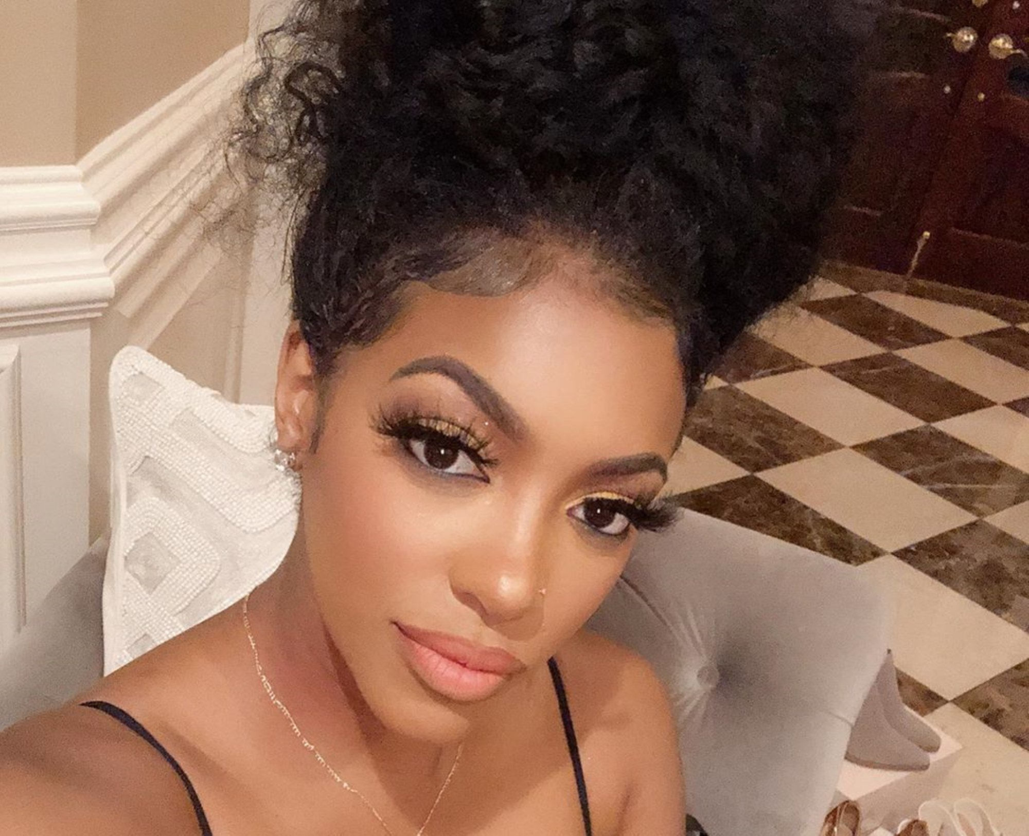 Porsha Williams' Family Photos Have Fans In Awe – People Are Confident She And Dennis McKinley Will Fix Things