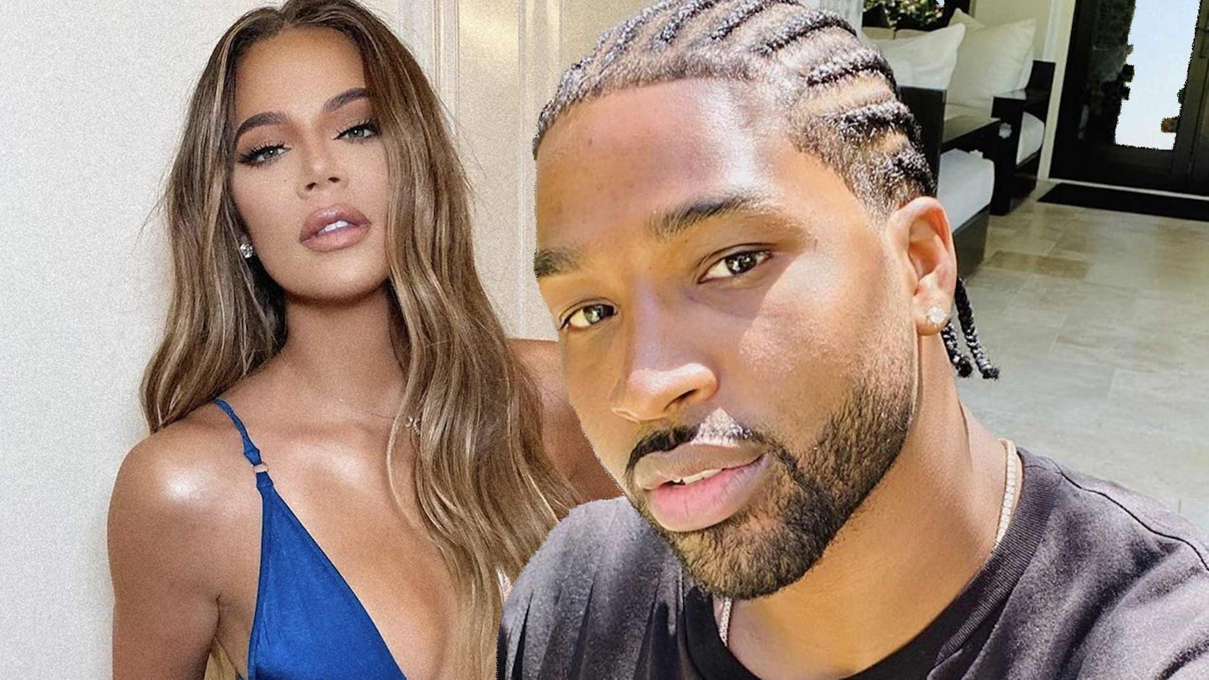 Tristan Thompson Is Spotting Enjoying A Moment With This Lady In Boston – Khloe Kardashian And Baby True Are Thousands Of Miles Away