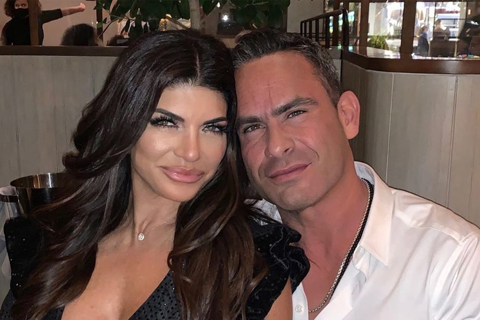 Teresa Giudice's Brother Joe Is Reportedly 'Relieved' She's Dating Again – Details!