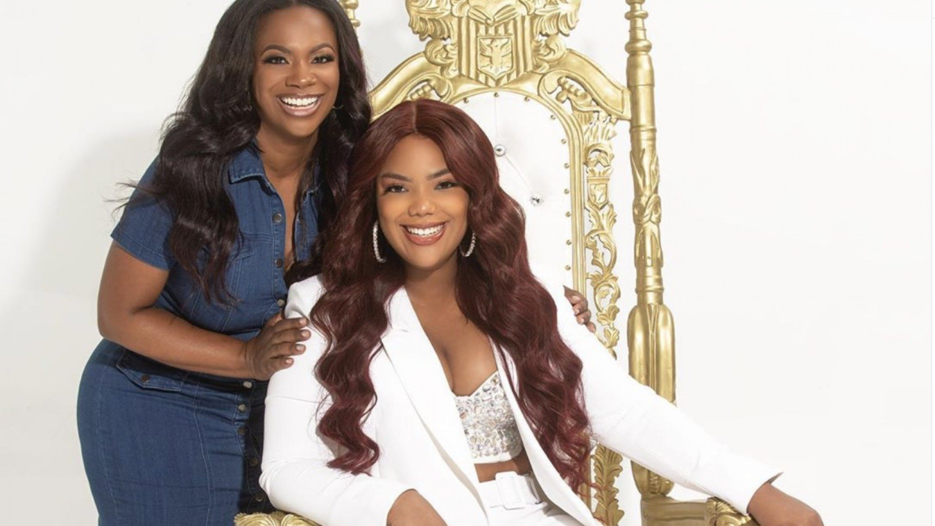Kandi Burruss Shares A Gorgeous Glam Photo Of Riley Burruss – See It Here