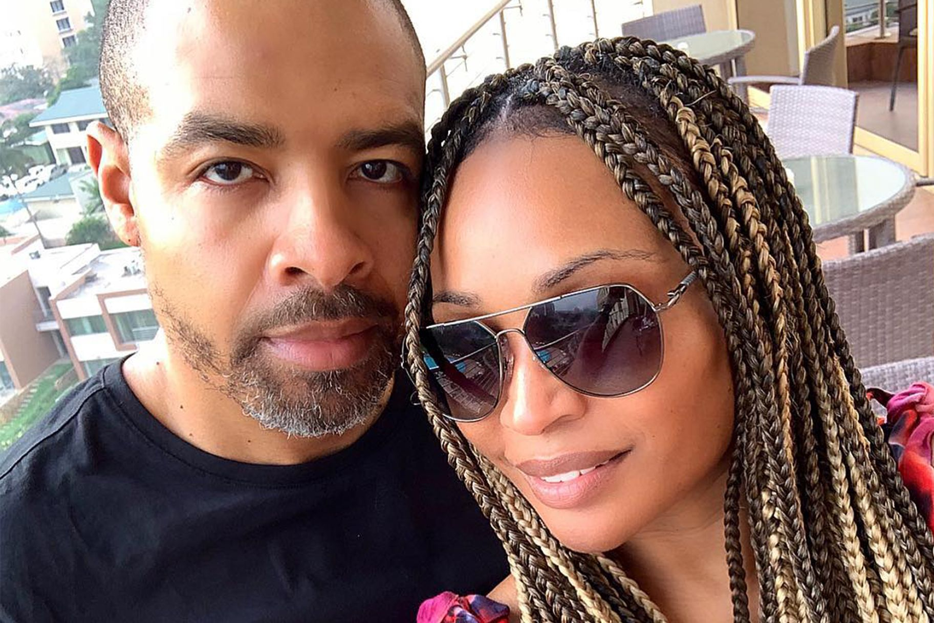 Cynthia Bailey Is On Vacay With Mike Hill: 'Reboot, Rejuvenate, And Reset'