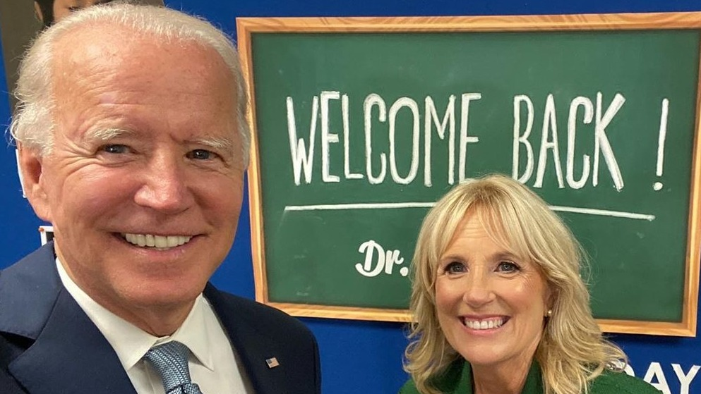 ''Joe Biden Can Rebuild Our Country and Unite the Nation,'' Jill Biden Says -- Do You Agree?