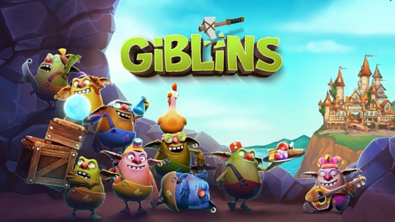 Giblins Fantasy Builder Is Now Available On Mobile Devices