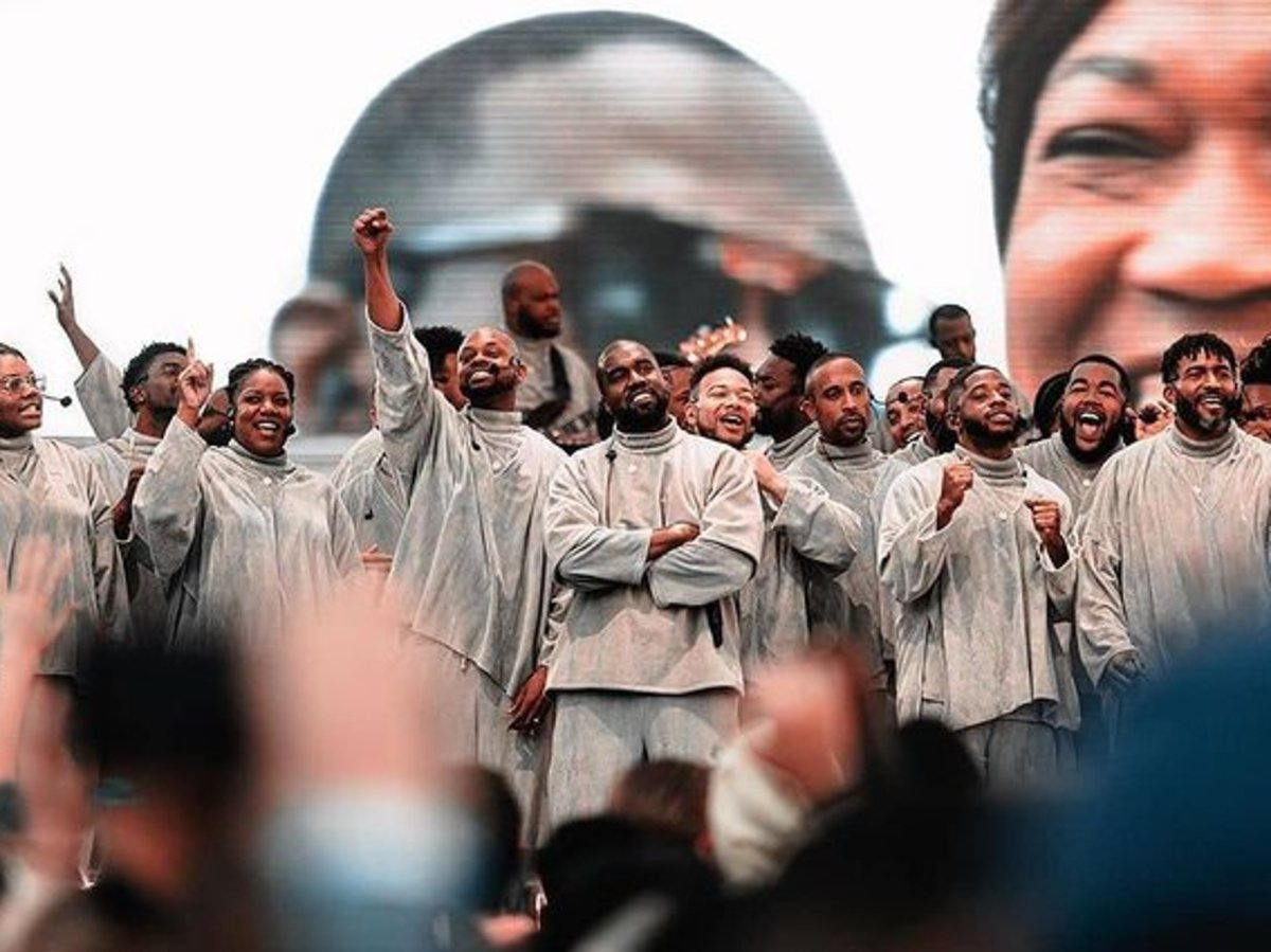 Kanye West Drops New Music On Christmas Day — Listen To 'Emmanuel' Now