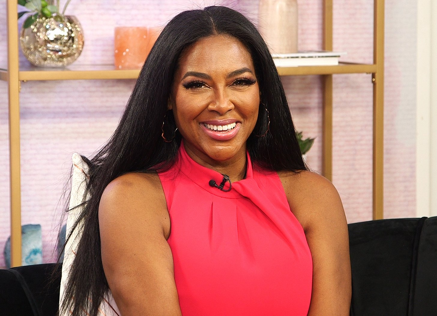 Kenya Moore Surprises Fans With An Interview That Will Air This Sunday