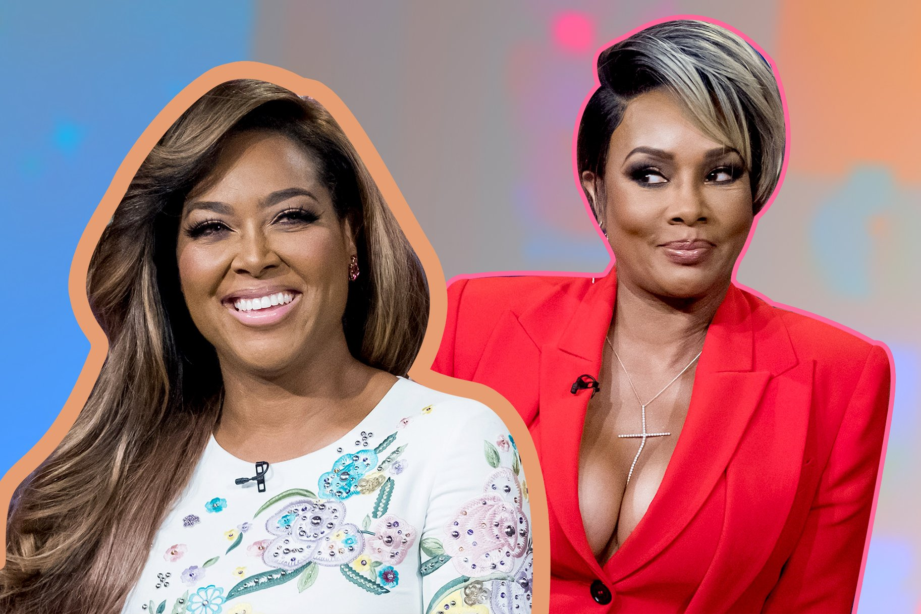 Kenya Moore Explains Why She Apologized To Vivica A. Fox