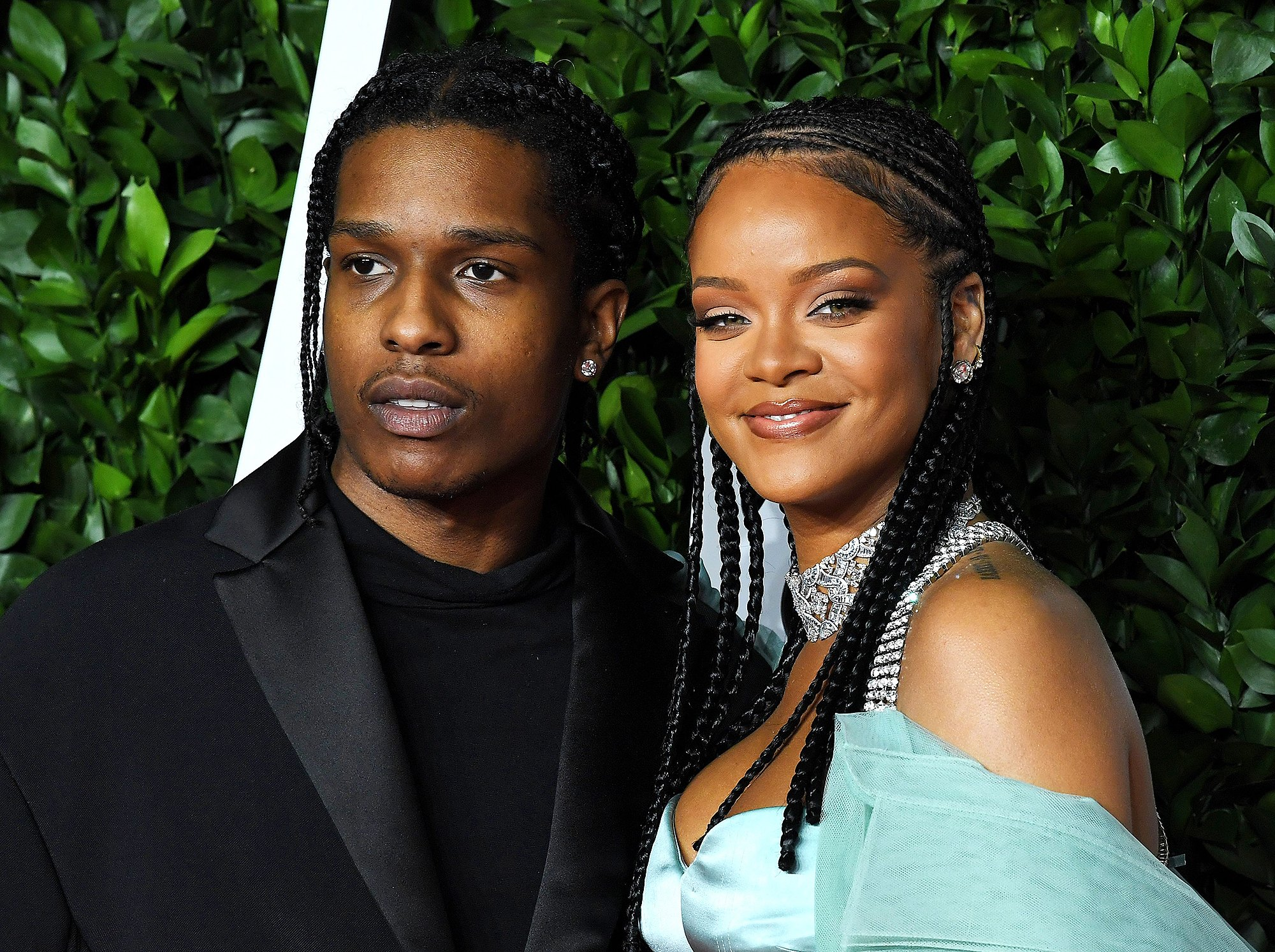 Rihanna And A$AP Rocky – Here's How Their Decade-Long Friendship Finally Became A Romance!