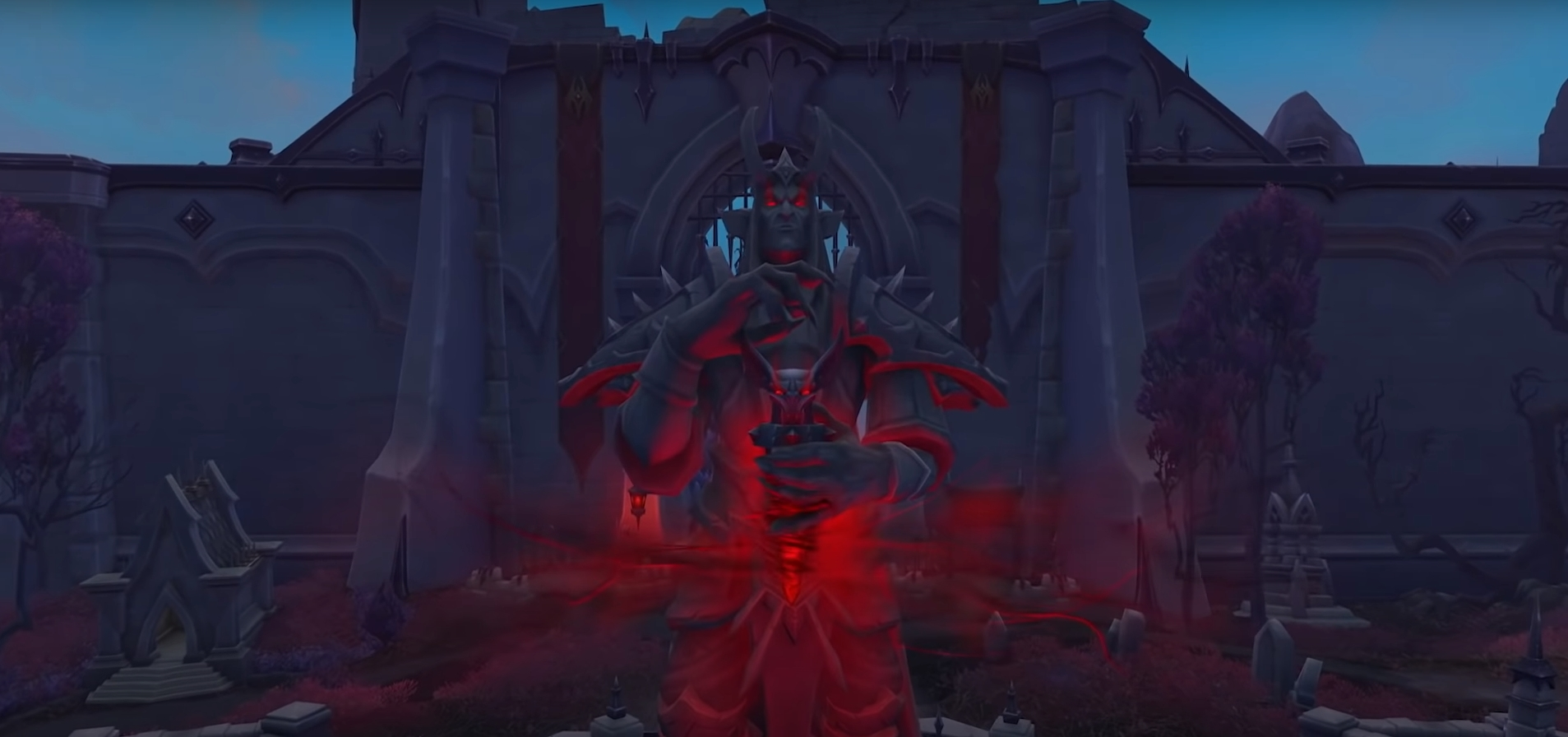 World Of Warcraft: Shadowlands Weekly Mythic Dungeons Provides A Free Heroic Castle Nathria Drop!