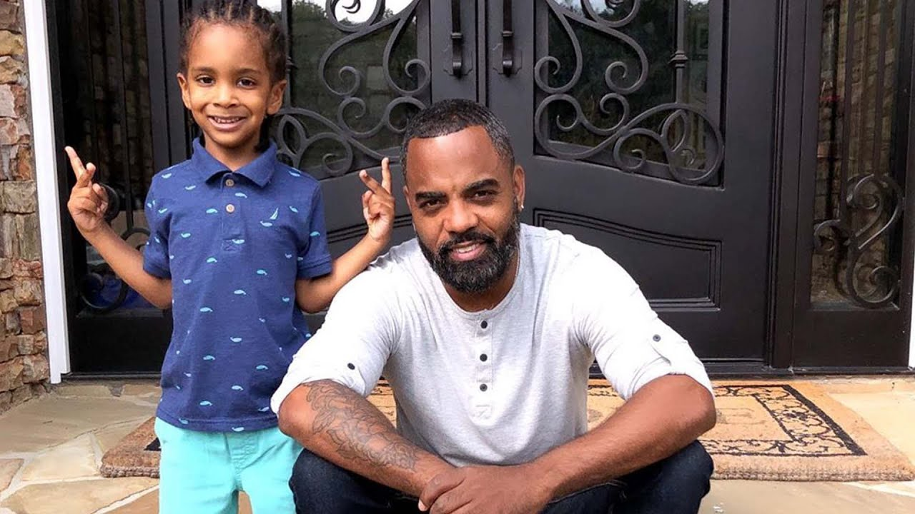 Todd Tucker Says His Son, Ace Loves Notorious B.I.G.'s Music