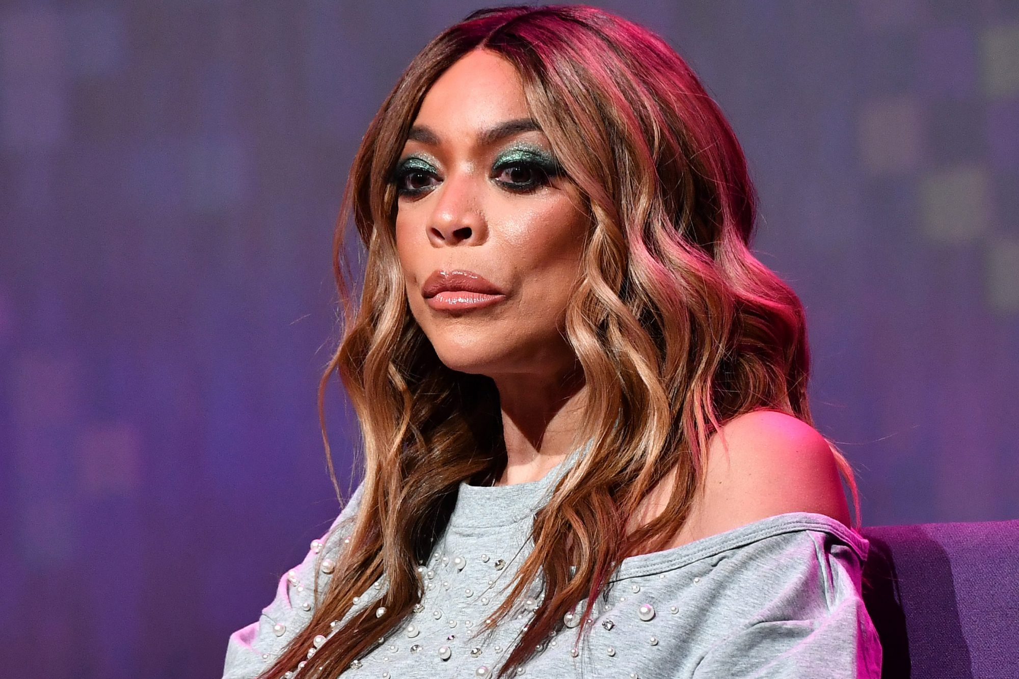 Wendy Williams Resurfaces On Social Media With Her Son After The Passing Of Her Mother
