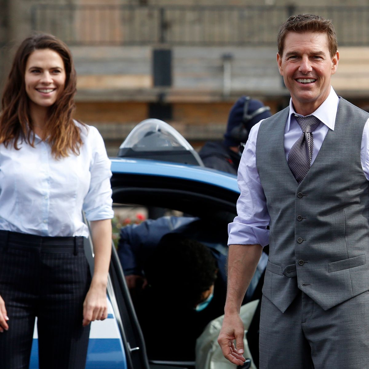 Tom Cruise And Hayley Atwell Reportedly Dating – Details!
