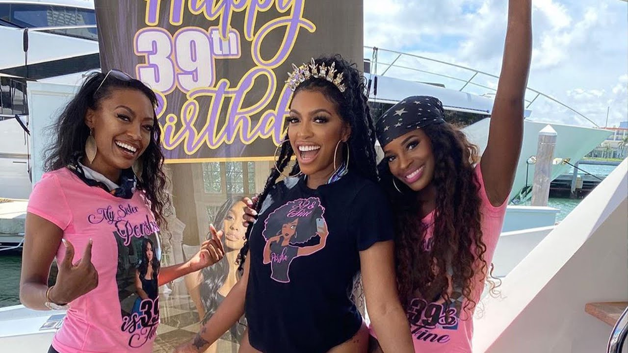 Porsha Williams' Photos With Some Other Hot Moms Make Fans Drool – Check Out Kandi Burruss, Lauren Williams And Shamea Morton