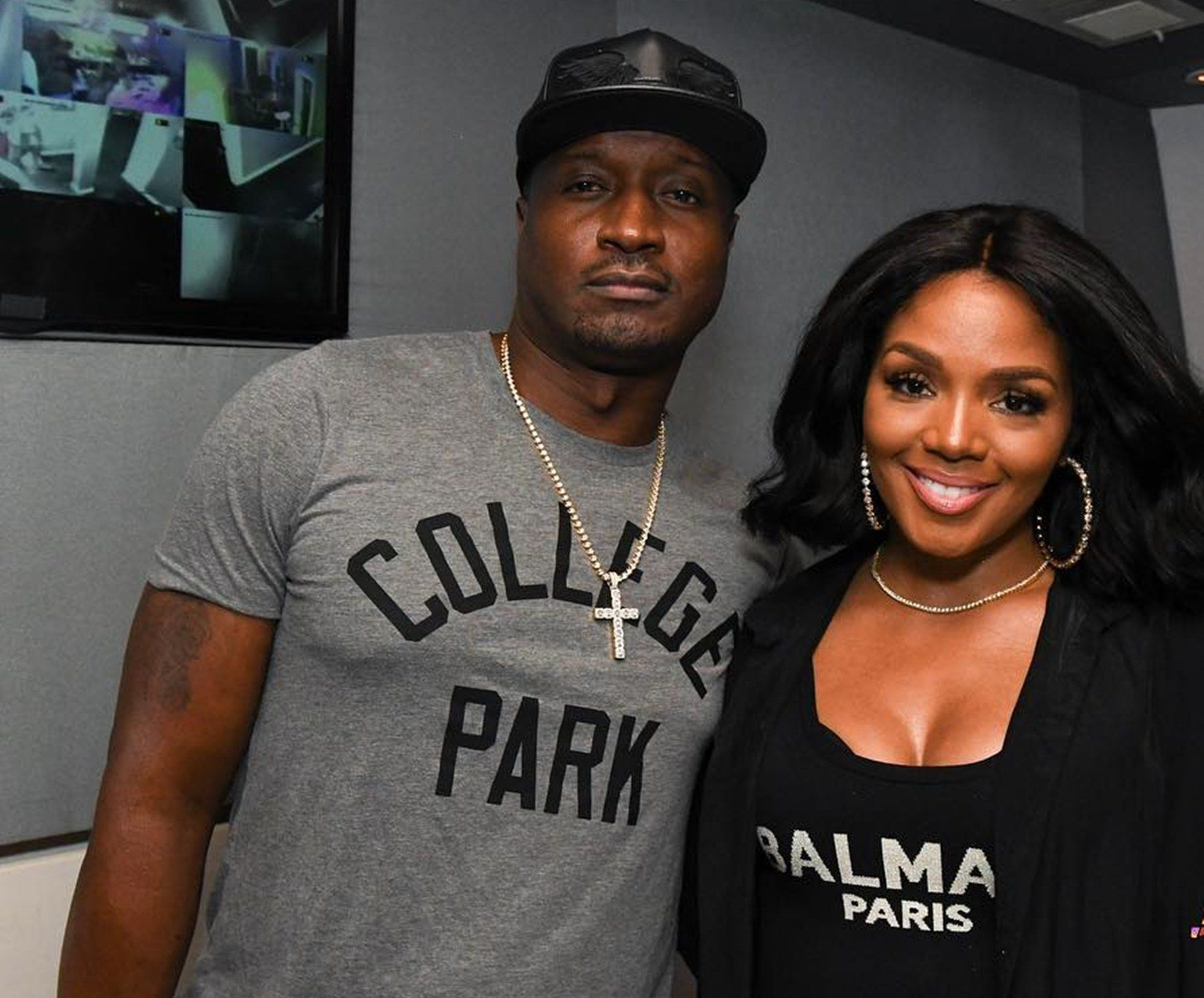 Rasheeda Frost And Kirk Frost Celebrate Their Anniversary At The Frost Bistro – See The Video