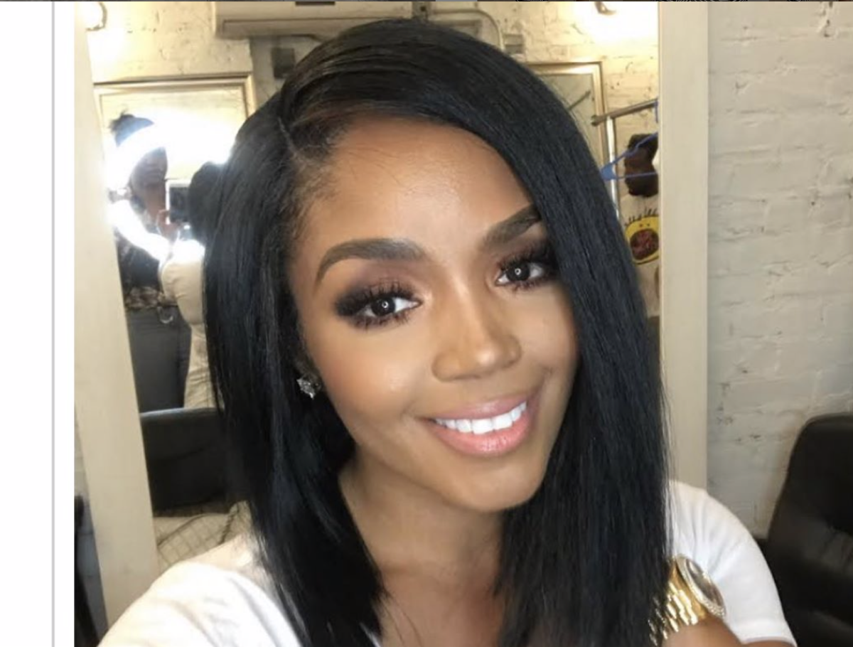 Rasheeda Frost Flaunts Her Natural Beauty And Impresses Fans