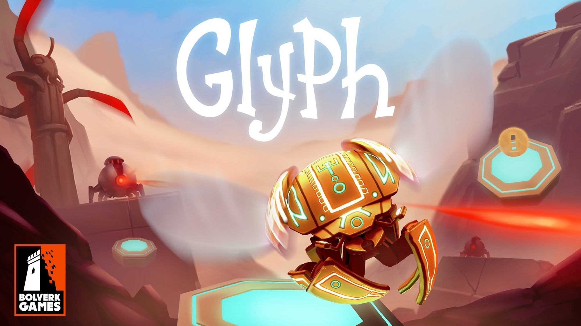 Atmospheric Open-World 3D Platformer Glyph Launches On January 11 For Nintendo Switch