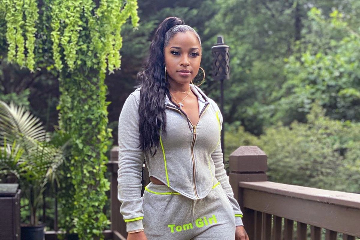 Toya Johnson's Videos With The Family Workout Sessions Make Fans' Day – Check Them Out Here