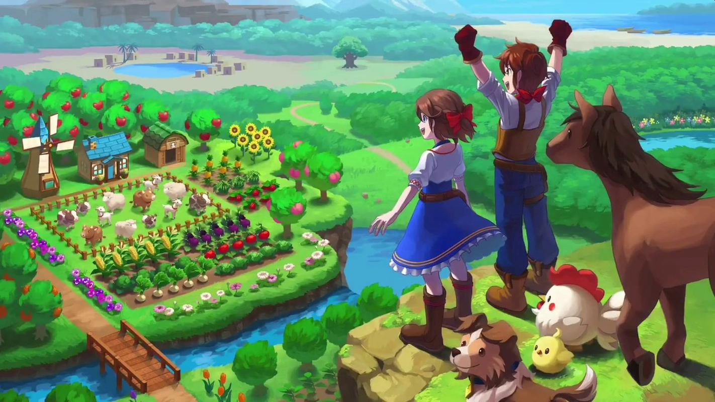 Natsume Announces Additional Xbox One Release For Harvest Moon: One World