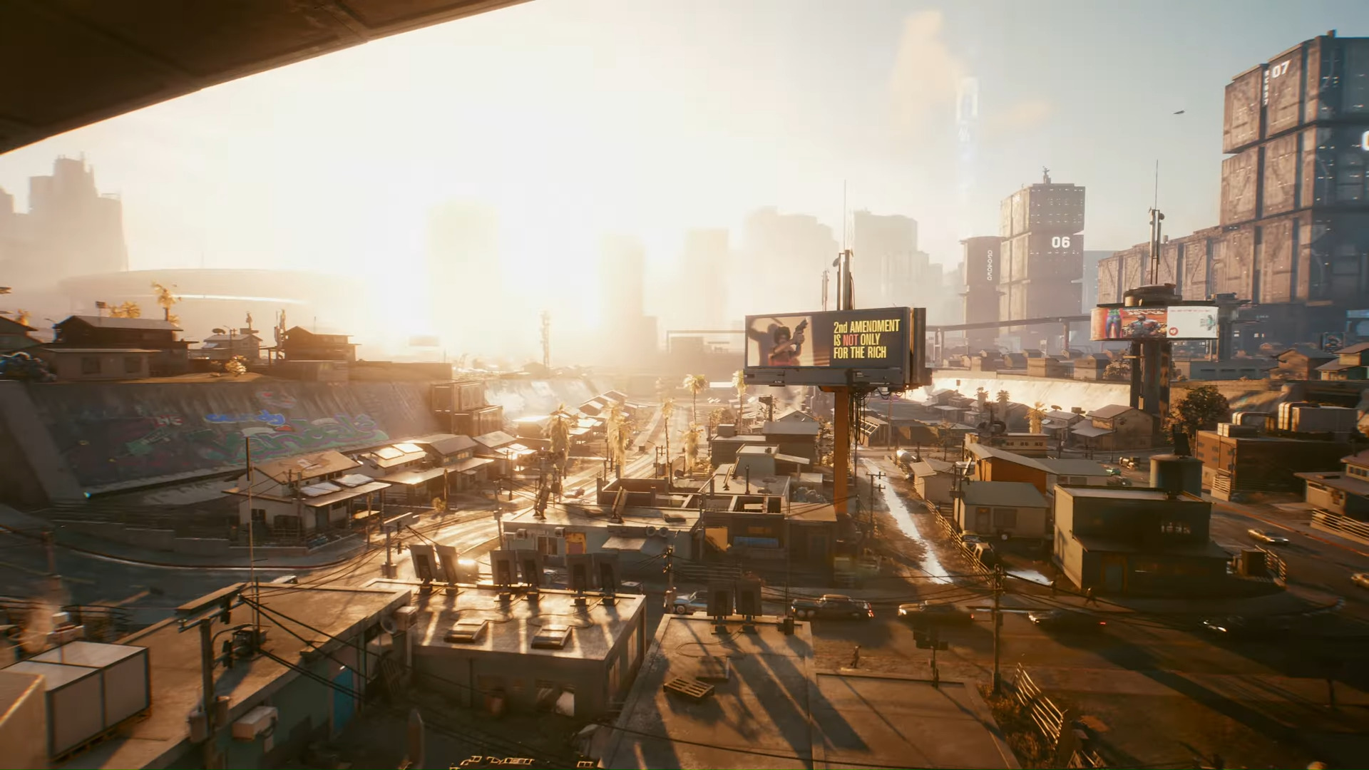 Cyberpunk 2077 Is Receiving Free DLC Early 2021, According To Game's Official Website