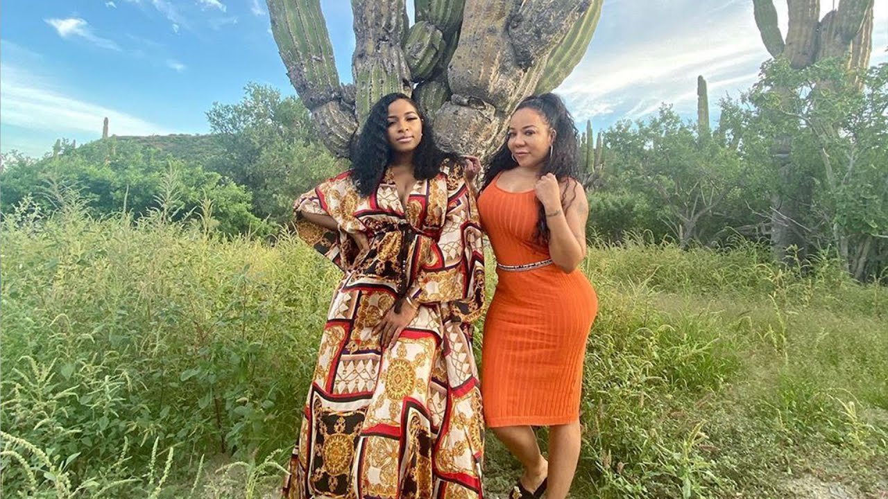 Tiny Harris And Toya Johnson Share An Important Message For Fans – See Their Video Together