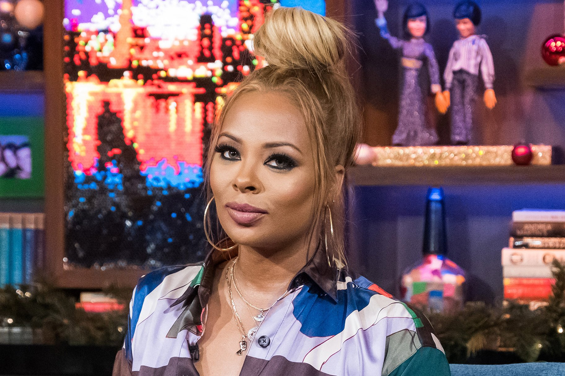 Eva Marcille Shows Fans That Less Is More With These Throwbacks