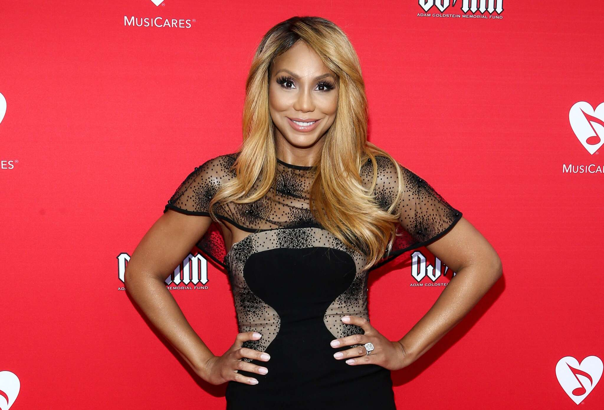 Tamar Braxton Needed A Long Time To Find Her Smile – Check Out Her Emotional Message