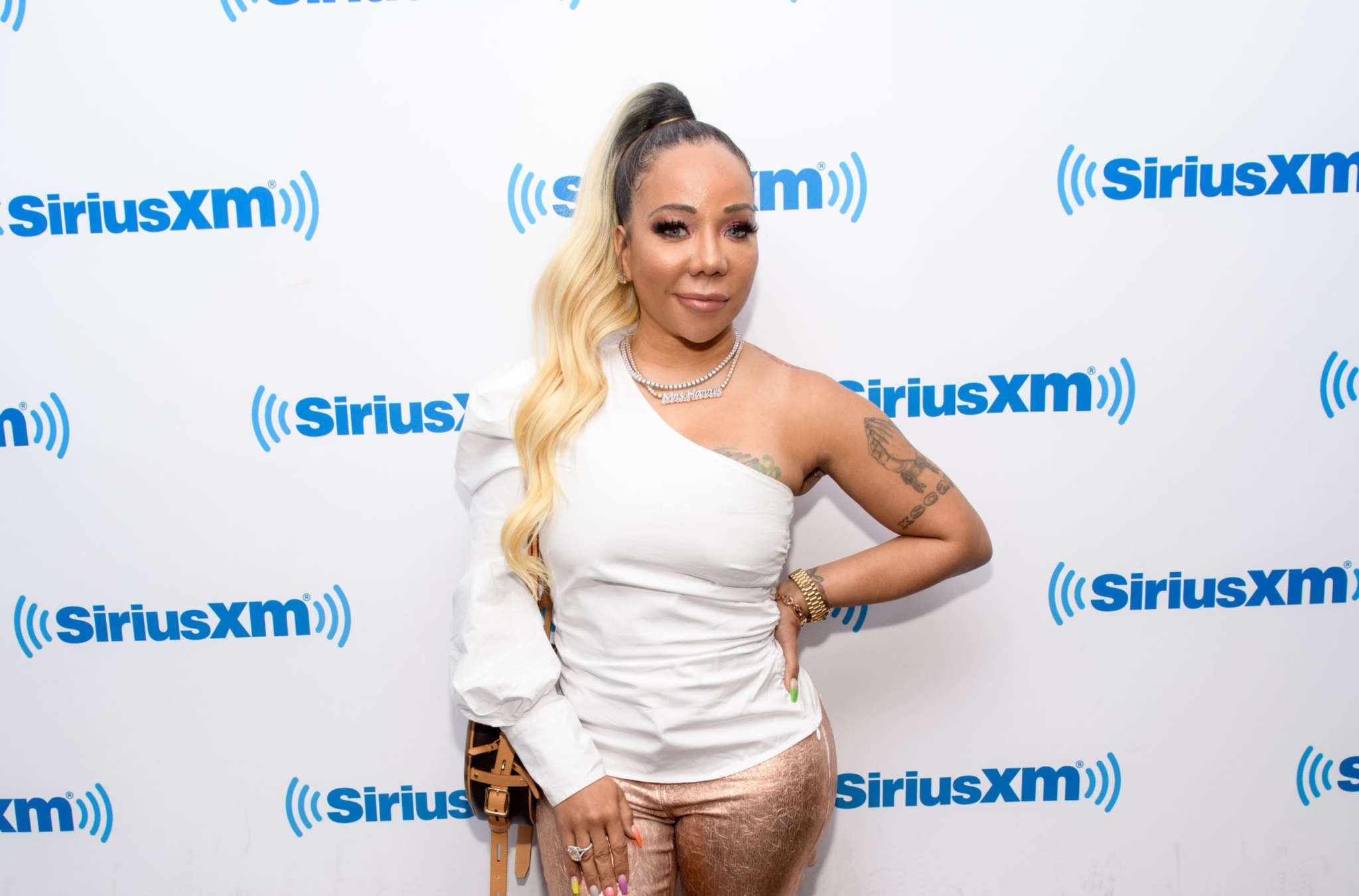 Tiny Harris Shares The Cutest Photo From Ace Wells Tucker's Birthday Party – Reign Rushing Is Here As Well!