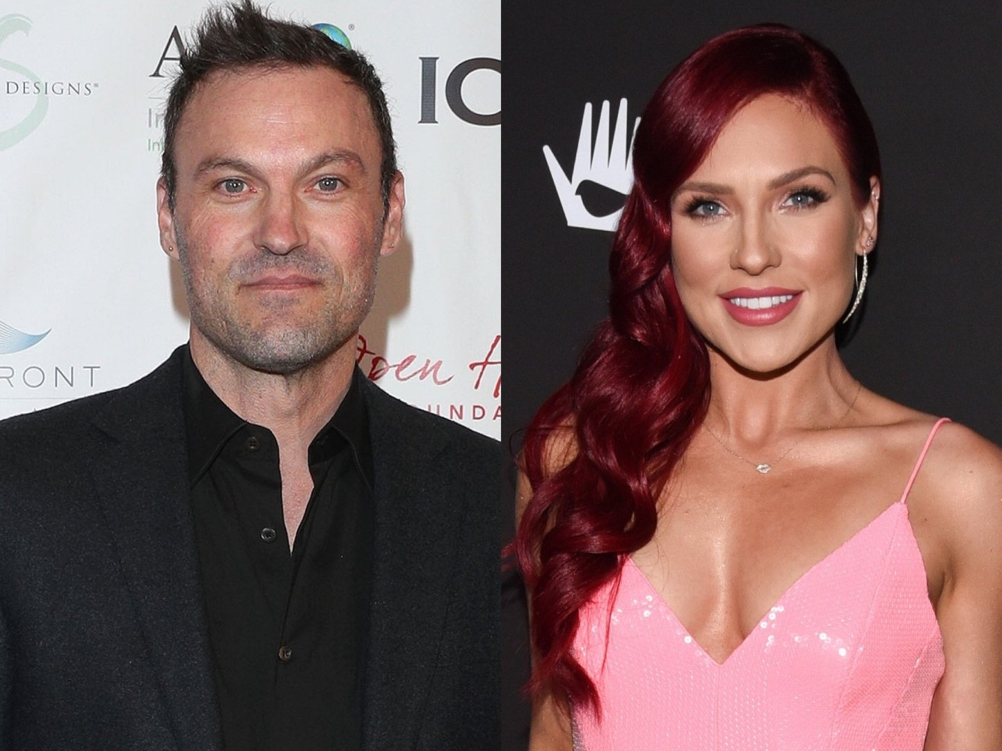 Brian Austin Green Gushes Over Sharna Burgess As He Opens Up About Their Relationship For The First Time – Video!