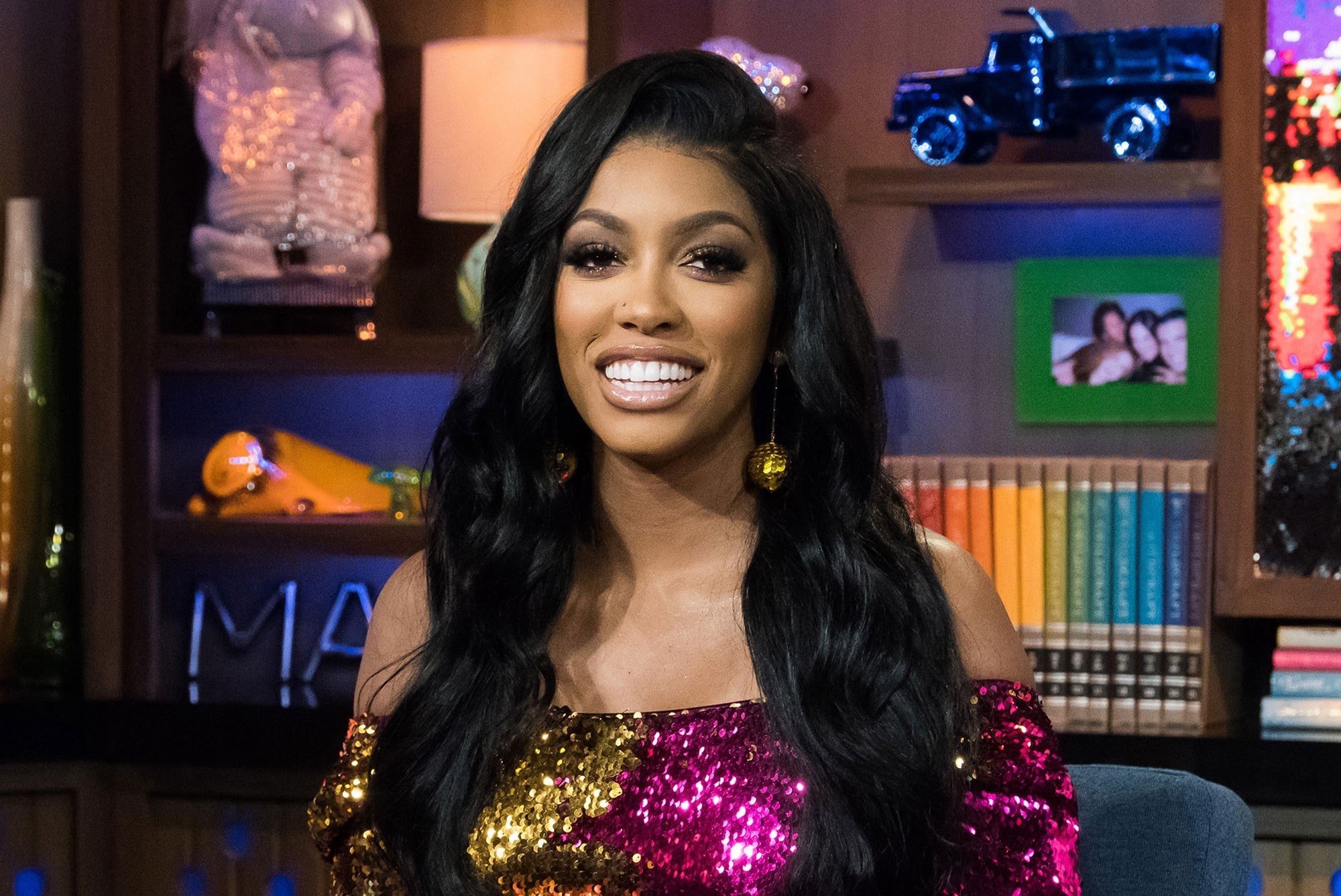 Porsha Williams' Latest Photo Featuring Pilar Jhena Has Fans In Awe – See The Girl's Classy Outfit Here